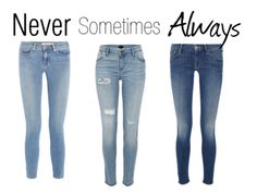 What and How to Wear (Jeans and Jeggings)