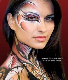 IMATS - Makeup by Jinny