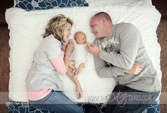 Good tips to make daddy feel special for the first 6 weeks after the baby is born. So important! Daddy often gets left out!