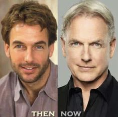 Mark Harmon And Michael Weatherly Fan — Mark Harmon then and now still sexy Gibbs Ncis, Leroy Jethro Gibbs, Michael Weatherly, Mark Harmon, Jennifer Aniston, Hollywood Stars, Mejores Series Tv, Ncis Cast, Ncis New