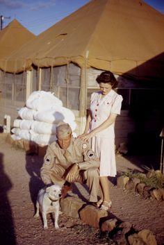 31-ID (3/167-IR), 1942, Fort Sill, Oklahoma