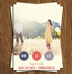 Save the Date Simplicity