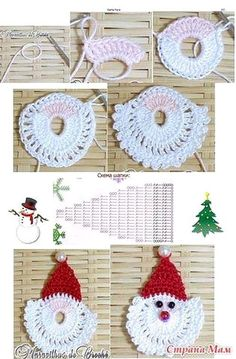 ARTESANATO COM QUIANE - Paps,Moldes,E.V.A,Feltro,Costuras,Fofuchas 3D: Artesanato de Natal