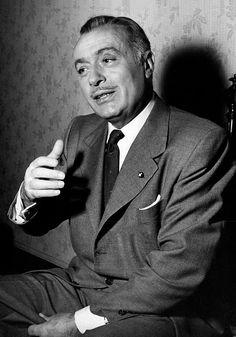 Charles Boyer, 1955