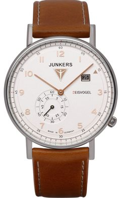 Junkers Watch Eisvogel F13 #2015-2016-sale #bezel-fixed #black-friday-special #bracelet-strap-leather #brand-junkers #case-depth-7mm #case-material-steel #case-width-40mm #classic #date-yes #delivery-timescale-1-2-weeks #dial-colour-silver #gender-mens #movement-quartz-battery #official-stockist-for-junkers-watches #packaging-junkers-watch-packaging #sale-item-yes #style-dress #subcat-eisvogel-f13 #supplier-model-no-6730-4 #vip-exclusive #warranty-junkers-official-2-year-guarantee…