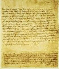One of the love letters Henry VIII sent to Anne Boleyn. The letters are surprisingly romantic and show how Henry actually loved Anne. One letter even has their initials in a little heart drawn at the. Dinastia Tudor, Los Tudor, Tudor Style, Wives Of Henry Viii, King Henry Viii, Tudor History, British History, Asian History, French History