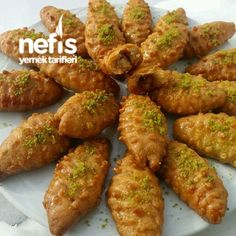 Kalburabastı Recept My Delicious Food Turkish Recipes, Ethnic Recipes, Turkish Delight, Tandoori Chicken, Bon Appetit, Chicken Wings, Food And Drink, Yummy Food, Cooking
