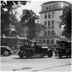 """1930er Kemperplatz Café-Restaurant """"Schottenhaml"""""""
