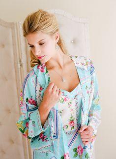 Plum Pretty Sugar Bridesmaid Robes