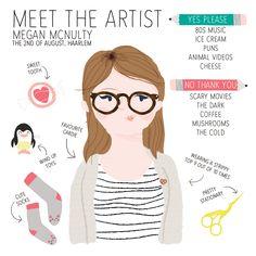 Meet the Artist | selfie