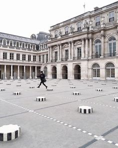 Having a bit of fun at an empty Palais Royal definitely a favorite moment of 2015. Looking forward to more wonderful memories this year :) by thetrottergirl