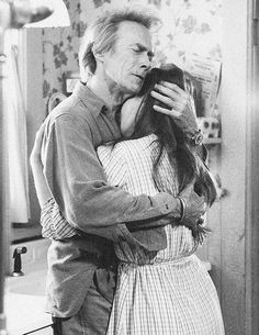"coconutmilk83: "" Meryl Streep and Clint Eastwood - The Bridges of Madison County, 1995 """