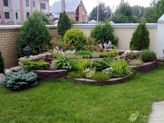 I plan on using Texas Red Rock to create small tiers in the front garden : garden inspiration Cottage Garden Design, Backyard Garden Design, Back Gardens, Outdoor Gardens, Backyard Ideas For Small Yards, Design Jardin, Front Yard Landscaping, Landscaping Ideas, Garden Planning