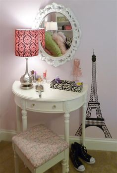 Tween rooms for girls