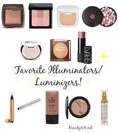 Favorite Illuminators & Luminizers