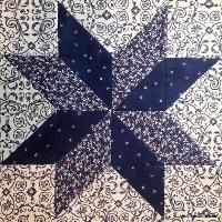 Easy LeMoyne Star - via @Craftsy