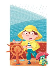 Illustrations for kids on Behance
