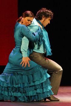 Pilar Ogalla y Andres Pena