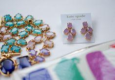 My favorite Kate Spade accessories.
