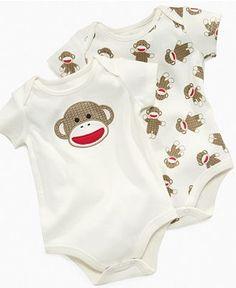 cute little sock monkey
