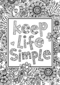 Keep Life Simple Spectrum Noir Colorista Marker Pad