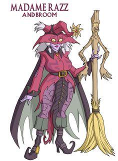 Madame Razz & Broom- Witch of the Whispering Woods & her Companion 80s Cartoon Shows, Cartoon Characters, 1980 Cartoons, She Ra Princess Of Power, Universe Art, Thundercats, Classic Cartoons, Arte Pop, Art Blog