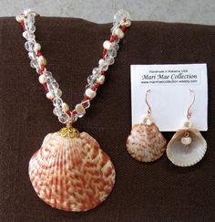 Alabama Seashell Jewelry - Mari Mae Collection