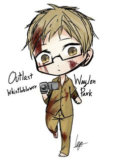 Outlast [DLC] : Waylon Park Chibi
