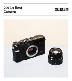 Fujifilm's X-Pro2is a blast to shoot with. It's the best camera for quality, price, and image quality. This camera is the king of compacts, perfect for portraits, street photography, and any other application calling for a small, portable camera. | $1,699