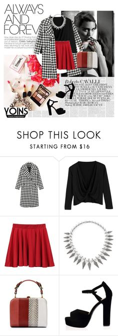 """Yoins 10/1"" by worldoffashionr ❤ liked on Polyvore featuring Kenneth Jay Lane, Tory Burch, women's clothing, women's fashion, women, female, woman, misses, juniors and yoins"