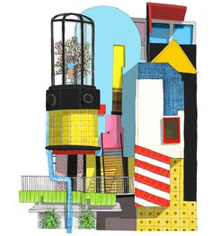 Catrina Stewart - color for a green farmhouse
