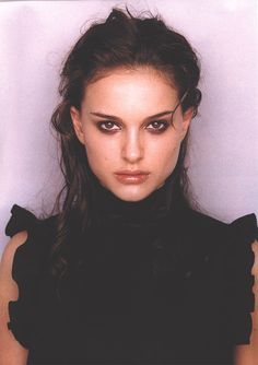 Natalie Portman - Vogue Germany by Wayne Maser, August 1999