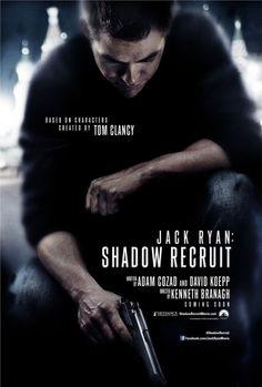 Erstes Poster und Trailer zum neuen Jack Ryan Thriller mit Chris Pine, Keira Knightley und Kevin Kostner