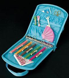 Stitch Bow Mini Travel Bag
