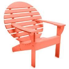 Color Rosa Coral - Coral Pink!!! Beach Chair