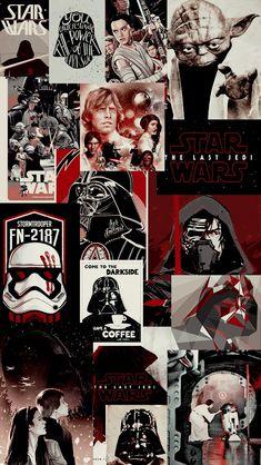 Star Wars Wallpaper Iphone, Et Wallpaper, Graphic Wallpaper, Disney Wallpaper, Cartoon Wallpaper, Galaxy Wallpaper, Wallpaper Lockscreen, Star Wars Fan Art, Star Wars Cast