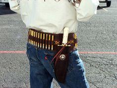 Custom Cartridge Belt