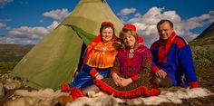 6C A Taste of Lapland: Learn about the traditional Sámi way of life and get up close to reindeer