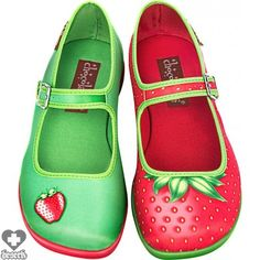 Hot Chocolate Shoes - Strawberry