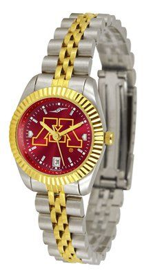Minnesota Gophers- University Of Executive Anochrome - Ladies - Women's College Watches by Sports Memorabilia. $153.47. Makes a Great Gift!. Minnesota Gophers- University Of Executive Anochrome - Ladies
