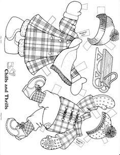 Raggedy Ann & Andy by Peck -Aubry - DollsDoOldDays - Picasa Webalbum. ..♥... Nims... ♥