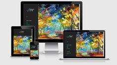 Artist Wordpress Theme, Artist, Free, Artists, Wordpress Template