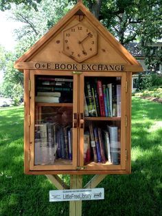 free little library ideas - Google Search
