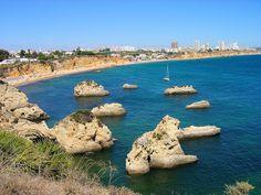 Algarve #Algarve #parques #feiras #ruas #praças #praias #viagem #turismo #lugar #lugares #visitar #ferias #morar #trabalhar #portugal #tuga #viajar #dicas  Portugal  - OkTuga