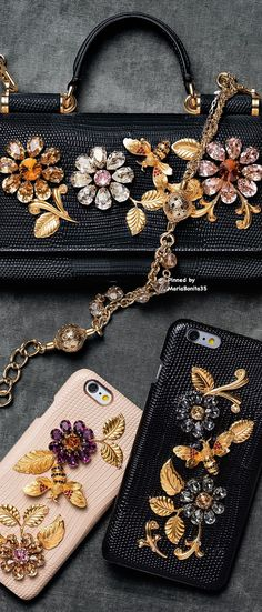 Dolce and Gabbana Fall-Winter 2016/17 Clothing, Shoes & Jewelry : Women : Handbags & Wallets http://amzn.to/2lvjsr9