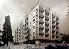 Hotel Parco dei Principi di Roma Italy (1961-64)   Gio Ponti