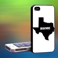 Texas HOME Custom Case iPhone CaseSamsung Galaxy by laskarspelangi, $14.89