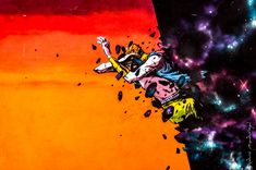 Rompiendo realidades [Grafiti]