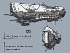 Vagyr Battle Carrier by 4-X-S on DeviantArt