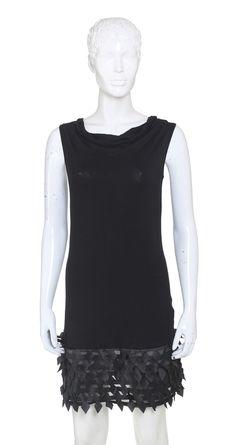 Women's Sleeveless Dress - S12LBXT015